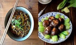 Tổng hợp các món ăn từ nấm ngon tuyệt hảo, đánh bay cả nồi cơm