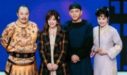 'Tiểu Yến Tử' Triệu Vy xúc động khi gặp lại 3 nhân vật đặc biệt trong 'Hoàn Châu Cách Cách'