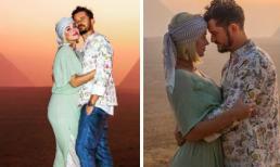 Katy Perry chơi trội khi đón sinh nhật xa xỉ cùng vị hôn phu Orlando Bloom và bạn bè ở Ai Cập
