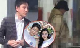 Giữa scandal của Lý Tiểu Lộ, Giả Nãi Lượng xuất hiện tiều tụy, đội mũ che kín mặt khiến nhiều fans xót xa