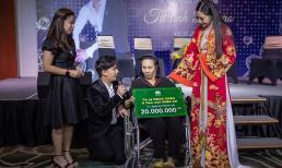 Nghệ sĩ Hoàng Lan xúc động khi được đàn em ủng hộ 20 triệu chữa bệnh