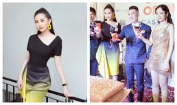Đứng chung khung hình với Chi Pu, Hoa hậu Lê Âu Ngân Anh chứng minh trình nhan sắc thăng hạng đáng ngưỡng mộ