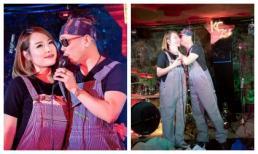 Jimmy Nguyễn bất ngờ khi bị bà xã đòi hôn mới cho hát