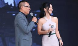 Hồng Nhung bị MC Lại Văn Sâm tố phá nát kịch bản chương trình