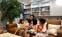 MC Minh Trang rao bán căn hộ 160 m2
