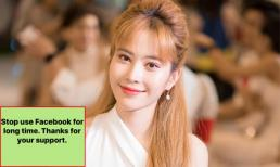 Sau khi 'cà khịa' Sĩ Thanh, Nam Em tuyên bố tạm dừng dùng Facebook