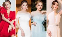 Ai xứng danh 'Nữ hoàng thảm đỏ' showbiz Việt tuần qua? (P129)