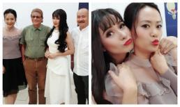 Việt Trinh hội ngộ dàn sao 'Người đẹp Tây Đô', nhan sắc hai nàng 'Bạch Cúc - Bạch Vân' khiến fan xuýt xoa