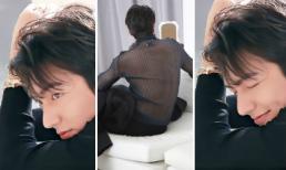 Hé lộ loạt ảnh hậu trường gợi cảm của Lee Min Ho khiến dân tình mất máu