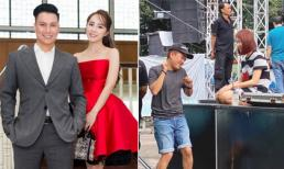 Sao Việt 5/11/2019: Việt Anh nói về mối quan hệ với Quỳnh Nga: 'Nếu đến với nhau cũng là bình thường'; Fan chụp lén cảnh Trường Giang cười vui vẻ với Thúy Ngân