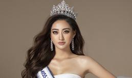 Hoa hậu Lương Thùy Linh xuất hiện rạng rỡ đầy cuốn hút trên trang chủ Miss World