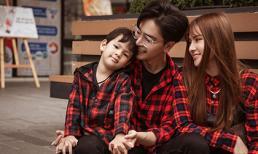 Thu Thủy: 'Cùng nhau chăm sóc con trai là niềm hạnh phúc lớn nhất của 2 vợ chồng'