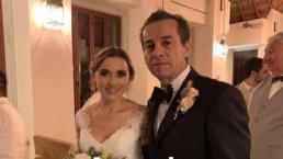 Con trai qua đời, cựu thị trưởng Mexico kết hôn với con dâu