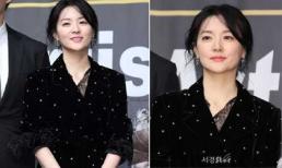 Lee Young Ae khoe vẻ đẹp hoàn hảo tại sự kiện, bảo sao cô luôn được tôn vinh là 'tượng đài nhan sắc'