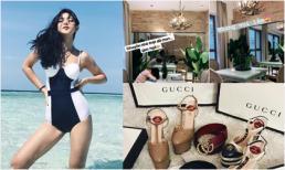 Ở tuổi 22, hot girl Châu Bùi giàu cỡ nào?