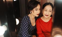 Khi hai biểu tượng nhan sắc của điện ảnh Việt chung một khung hình