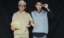 Jun Phạm tiết lộ bộ ảnh về người đàn ông đặc biệt nhất đời mình