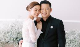 Trước ngày cưới, Giang Hồng Ngọc tung ảnh cưới cùng chồng và con trai 'đốn tim' fan