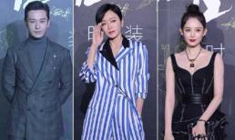 Thảm đỏ L'Officiel Trung Quốc: Huỳnh Hiểu Minh hội ngộ tình cũ Tần Lam giữa tin đồn hôn nhân rạn nứt