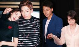 Bi Rain thân mật với 'nữ hoàng cảnh nóng', bà xã Kim Tae Hee chẳng ghen tuông lại còn làm điều này