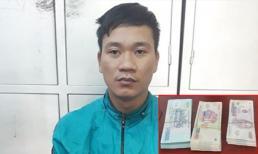 Chồng trẻ đi cướp 100 triệu chữa bệnh ung thư cho vợ
