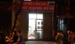 Đâm chém kinh hoàng ở tiệm cầm đồ tại Hà Nội, một người tử vong tại chỗ