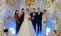 Hot girl Mie Nguyễn tổ chức đám cưới ngọt ngào với chồng
