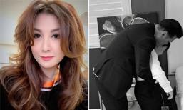 Vợ cũ Bằng Kiều nói về tin đồn yêu bạn trai kém 24 tuổi