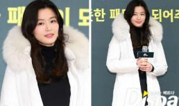 Đẳng cấp nhan sắc của Jeon Ji Hyun: Diện đồ sương sương cũng đủ tỏa sáng