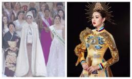 Thái Lan đăng quang Hoa hậu Quốc tế 2019, Á hậu Tường San dừng chân ở top 8