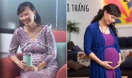 Shark Linh tiết lộ những thay đổi khi mang bầu 'heo vàng': Mất ngủ, ăn quá nhiều