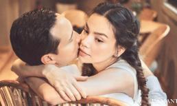 Hà Hồ ngọt ngào chúc mừng sinh nhật bạn trai nhưng cách Kim Lý đáp lại mới thật sự tan chảy