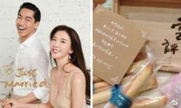 Tiết lộ thiệp cưới và quà mừng của Lâm Chí Linh trước hôn lễ được tổ chức tại bảo tàng nghệ thuật