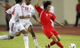 12 năm trước, đội tuyển Việt Nam đã từng tạo ra 'cơn địa chấn' trước UAE