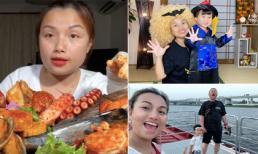 Cuộc sống của hiện tượng Quỳnh Trần JP và bé Sa ở Nhật