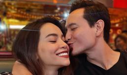 Không cần hoa hay quà đắt giá, Kim Lý mừng sinh nhật bên Hà Hồ và hội bạn thân với liên hoàn hôn