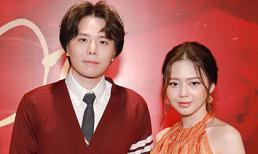 Trước khi nói lời chia tay, Trịnh Thăng Bình còn tình tứ và ủng hộ Liz Kim Cương hết mình