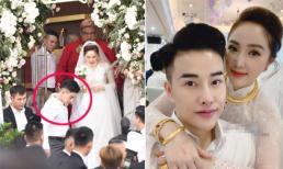 Chàng trẻ gây chú ý trong hôn lễ của Bảo Thy sáng nay là ai?