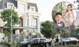 Hé lộ không gian căn hộ hoành tráng của chồng Bảo Thy, to đẹp không kém biệt thự nhà cô dâu