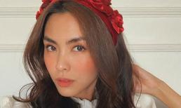 Tăng Thanh Hà gây thương nhớ khi khoe vẻ đẹp trẻ trung ở tuổi 33