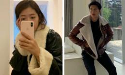 Park Shin Hye đăng ảnh selfie, fan lại réo gọi tên Lee Min Ho
