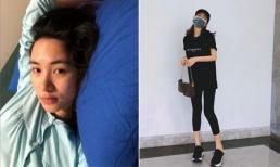 Hòa Minzy tái xuất sau tin đồn sinh con nhưng lại bị dân tình 'la ó' vì quá gầy