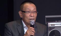 MC Lại Văn Sâm nghẹn ngào nhớ về lần suýt chết vì bom