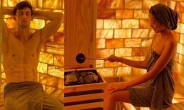 Thư giãn cơ thể, tươi trẻ làn da, thỏa mãn giác quan