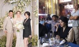 Bạn gái cũ của anh trai Bảo Thy khóc nức nở tại đám cưới, nhắn nhủ nữ ca sĩ: 'Anh chị phải hạnh phúc thôi vì cả anh và chị đều là những người tốt'