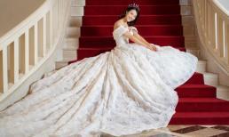 Hoàng Oanh 'nhá hàng' ảnh cưới, ai cũng nóng lòng chờ xem trọn vẹn