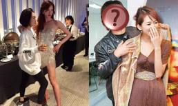 Lâm Chí Linh tiệc tùng thâu đêm sau hôn lễ, mỹ nam một thời này bất ngờ bị réo tên