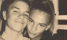 Romeo Beckham công khai bạn gái, nhan sắc bốc lửa xứng danh người mẫu teen xứ Anh