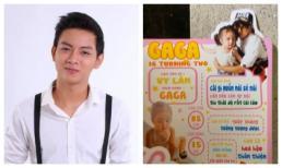 Vợ chồng Hoài Lâm chính thức công khai diện mạo con gái đầu lòng và tên thật của hai con