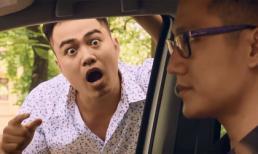 Trọng Hùng bị khán giả chỉ trích vì lối diễn xuất một màu, hễ lên hình là trợn mắt